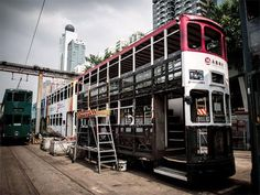 Slideshow : Nostalgic Hong Kong tramways reflect city's past - Nostalgic Hong Kong tramways reflect city's past - The Economic Times