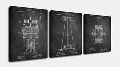 Nikola Tesla Electric Canvas Art,Patent Print Poster,Patent Print Art,Home Decor,Patent Wall Art,Vintage Art,Vintage Patent Set [PPES0032-C] by PatentPrintsUSA on Etsy https://www.etsy.com/listing/243282672/nikola-tesla-electric-canvas-artpatent