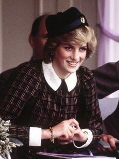 1982 - Diana Frances Spencer