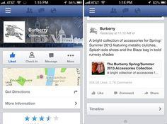 Novo layout do Facebook para páginas está vindo aí. O mais interessante é que eles fizeram uma nova versão primeiro para o mobile e depois irão partir para outras plataformas. E aí, gostou da nova cara?