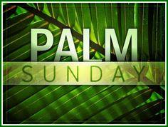 palm sunday facbook images