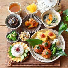 B Food, Food Porn, Asian Recipes, Ethnic Recipes, Aesthetic Food, Japanese Food, Dinner Plates, Great Recipes, Dessert Recipes