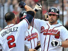 I am a Cardinal, but the Braves were my first baseball love!