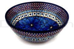 Polish Pottery Stoneware BOWL