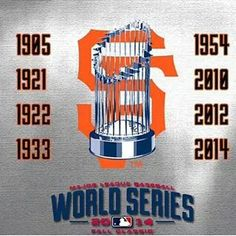 San Francisco Giants 8 World Series Rings! San Francisco Giants Baseball, San Francisco 49ers, 2014 World Series, My Giants, National League, Dodgers, Champs, Sports, Favorite Things