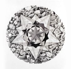 Maurits Cornelis Escher (1898-1972) | Kompasroos; order and chaos II (B. 402) | 20th Century, Prints & Multiples | Christie's