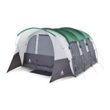 Woods Sun Valley Tent Features Large Mesh Panels For Superior Flow Through Ventilation And Bug Protection Canadian Tire Tent Cool Tents Sun Valley