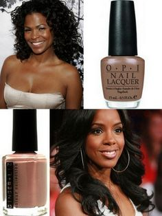 10 Best Nail Polishes for Dark Skin Beauties | Dark skin beauty ...
