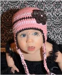 hat crochet kids - Google Search