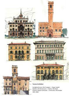 Architektur, Toscana, I | Flickr - Photo Sharing!