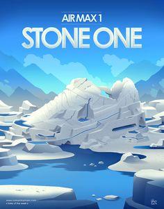 soles / romain trystram / Nike Air Max One