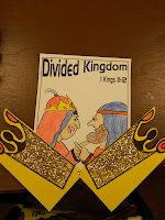 The Divided Kingdom craft