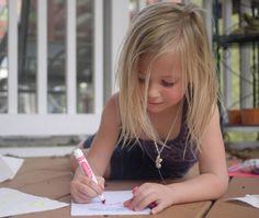 Pencil grip - Activities to improve pencil grip - Sixty Second Parent Kindergarten Writing, Teaching Writing, Writing Skills, Kindergarten Journals, Literacy, Kindergarten Readiness, Teaching Tips, Pediatric Occupational Therapy, Pediatric Ot