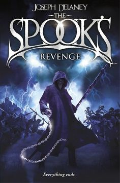 [Free eBook] The Spook's Revenge: Book 13 (The Wardstone Chronicles) Author Joseph Delaney, The Wardstone Chronicles, Got Books, Books To Read, Love Book, This Book, Jeff Kinney, What To Read, Book Photography, Free Reading