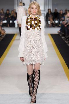 Stella Lucia | Giambattista Valli Fall 2015 Ready-to-Wear - Collection