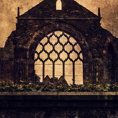 Holyrood Abbey Nave