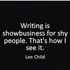 It's showtime, folks! #writer