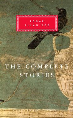 """Book Cover: """"The Complete Stories of Edgar Allan Poe"""""""