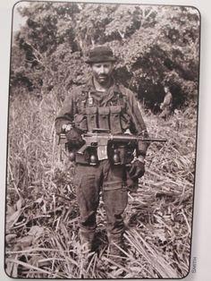 Vietnam War - MAC-V-SOG: Roger Smith, 1-0 RT Hawaii, October 1971