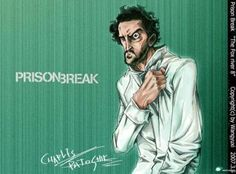 Prison Break Cartoon
