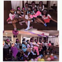 Squad Friends 19th Birthday Party Pic