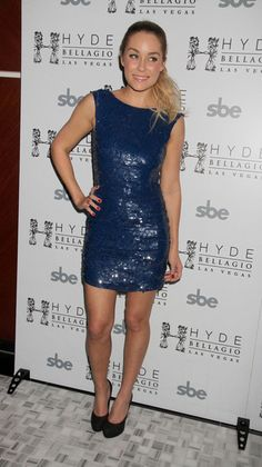 Lauren Conrad - Reality TV icon, and now fashion designer Lauren Conrad celebrates her 26th birthday at Hyde Bellagio, Bellagio Hotel and Ca...