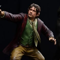 Bilbo Baggins Martin Freeman Unexpected Journey Hobbit Figure