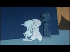 Casper the Friendly Ghost - Trailer--I love how the songs always had these major productions!!