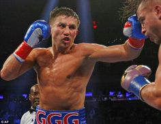 Does Gennady Golovkin Have Anything to Gain in Fight vs. Kell Brook, Gennady Golovkin, Boxing Workout, Boxing Fitness, Anatomy Poses, Dynamic Poses, Pose Reference, Male Body, Ufc