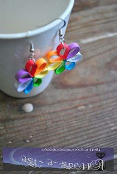 Paper Quilled Jewelry