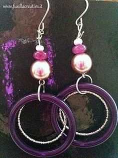 Earrings #earrings #beads