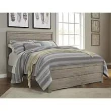 Gray farmhouse - Culverbach Queen Panel Rails Furniture Removal, New Furniture, Online Furniture, Bedroom Furniture, White Headboard, King Headboard, Cream Bedding, Bedding Sets, Box Bed