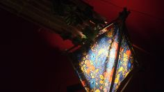 Lamp @ Rainbow Serpent, VIC Australia