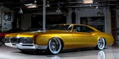 It Doesn't Take Much to Turn a '66 Riviera Into a Killer Custom