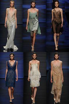 Alberta Ferretti Milan Fashion Week spring/summer 2013