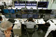 Asian shares hit one-year high on Wall Street rally… New Market, Stock Market, International Business News, Dunya News, First Year, Wall Street, Rally, Asian, Marketing