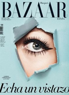 Harpers Bazaar Spain April 2013