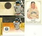 Hall of Fame Al Kaline Baseball Cards BV 4.00 – Detroit Tigers