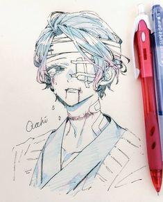 Hair short drawing boy 44 ideas for 2019 Manga Drawing, Manga Art, Drawing Sketches, Art Anime, Sad Art, Arte Horror, Anime Sketch, Cute Drawings, Art Tutorials