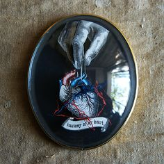 anatomy of my heart II by mikesajnoski on Etsy