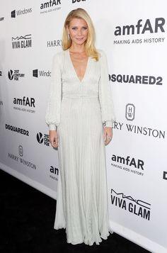 Gwyneth Paltrow - jantar de gala do amfAR.