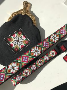 Made by Inger Johanne Wilde Folk Costume, Costumes, Afghan Clothes, Palestinian Embroidery, Hardanger Embroidery, Bead Crochet Rope, Cute Designs, Textiles, Sewing