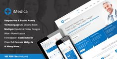 Discount Deals iMedica - Flat, Responsive Medical & Health Themetoday price drop and special promotion. Get The best buy