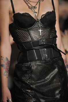 Jean Paul Gaultier Spring/Summer                                                                                                                                                                                 More