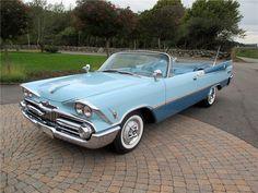 1959 Dodge Custom Royal convertible.  Sold at Barrett-Jackson Scottsdale 2015 for $165,000.00