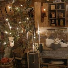 Christmas trees trees and christmas on pinterest for Kitchen cabinets lowes with candle holder tree