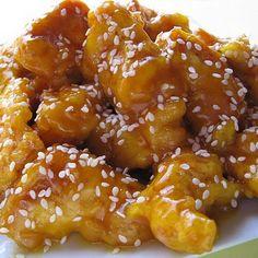 Chinese Honey Chicken  OMG @jayne evangelista evangelista evangelista evangelista Stempinski, look what I found!!!
