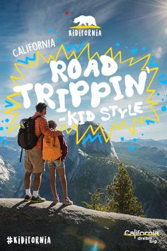 California& jaw-breaking scenery and abundance of activities makes it road trip paradise & but when you& got a full car and a long road ahead, a tip or two can come in handy. Check out this Kid-Friendly Guide to California Road Trips. Road Trip With Kids, Family Road Trips, Travel With Kids, Family Vacations, Family Travel, Denmark Travel, Norway Travel, Honduras Travel, South Korea Travel
