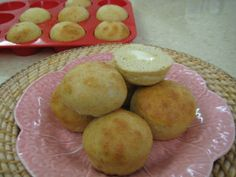 Einkorn Dinner Rolls | Buttoni's Low-Carb Recipes