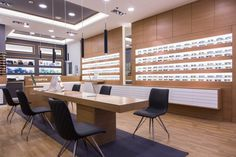Trend Optik by Csiszér Design, Sopron – Hungary » Retail Design Blog